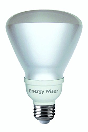 (Pack of 12) Bulbrite 511619 CF16R30CW/E 16-Watt Energy Wiser Compact Fluorescent R30 Reflector, Cool White