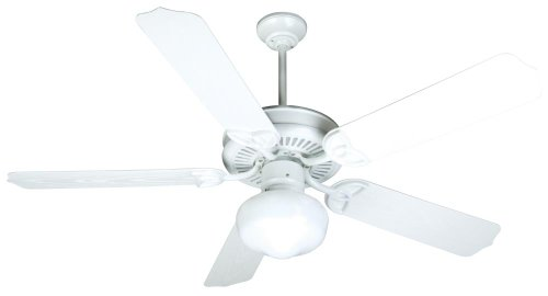 Craftmade K10529 Outdoor Patio Fan Ceiling Fan with Outdoor Standard