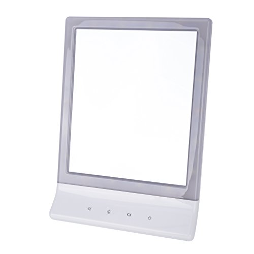 18 Led Lighted Makeup Mirror Vanity Led Cosmetic Mirror