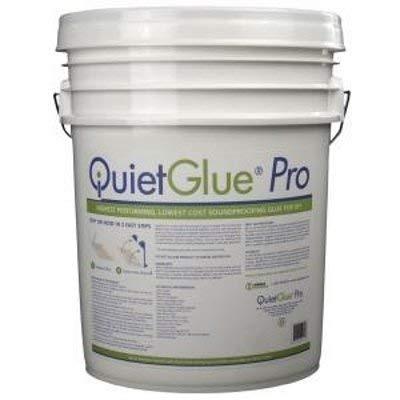 Quiet Glue Pro - 5 Gallon Pail