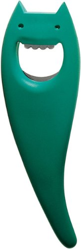 A di Alessi Diabolix Bottle Opener, Green - ABC01 GR (Alessi Wine Bottle Opener)