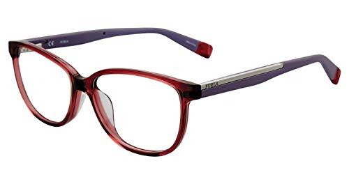 Eyeglasses Furla VU 4973 Plum 096D