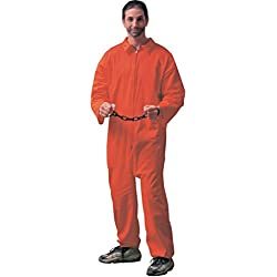 Forum Novelties Men's Adult Jailbird Costume