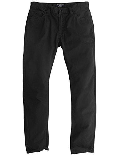 Chino 8032 Slim 8032 Pantalon black Noir Hommes Match qR4xpBx