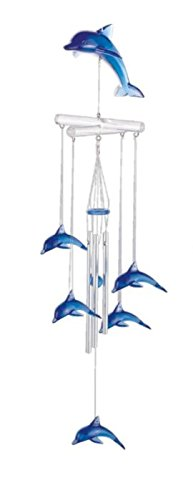 Hanging Dolphins Chime