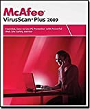 McAfee VirusScan Plus 2009 3-User [OLD VERSION]: more info