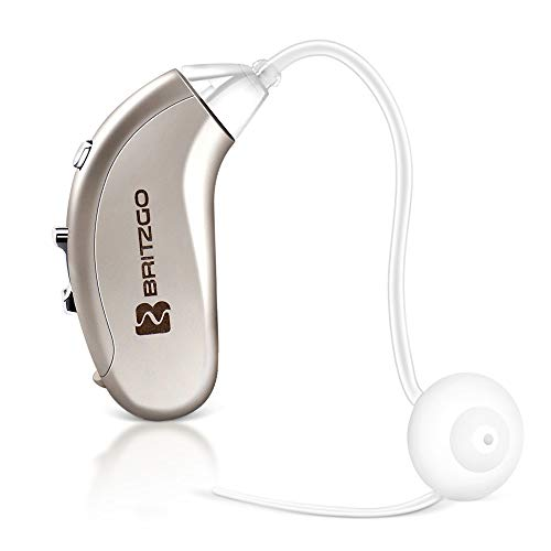 Hearing Amplifier with Digital Noise Cancelling Technology- by Britzgo BHA-702S