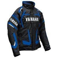 Yamaha Four-Stroke Jacket - Blue - Large
