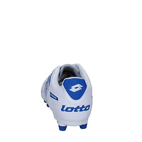 Lotto Scarpe da bianca pelle uomo sportive in q17xO61