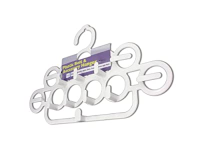 Bulk Buys Belt and accessory hanger Case Of 24