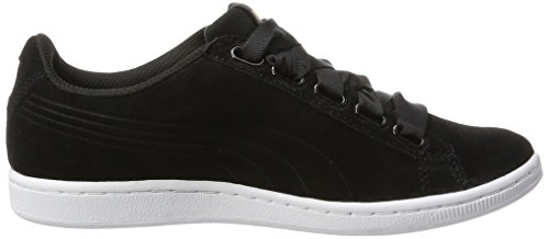 Vikky Black Sneaker Ribbon black Nero Donna Puma Sw7R18q7