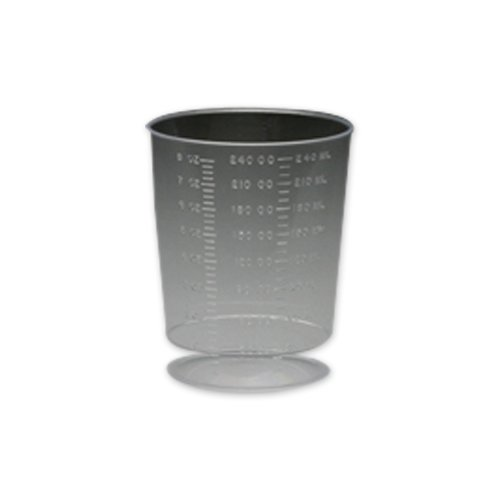 Medegen Medical Products 02069 Tumbler, 8 oz. Capacity, Clear (Pack of 500)