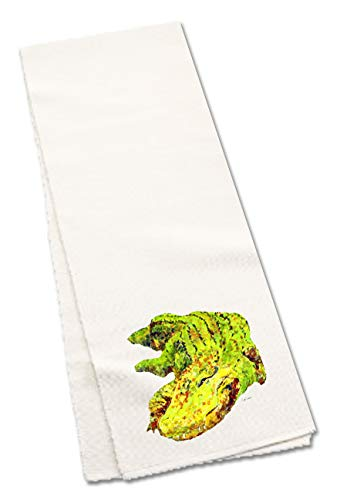 Treasures Desk Alligator (Caroline's Treasures 8390TR72 Alligator Table Runner, 72