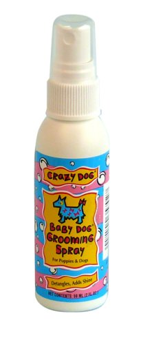 Cardinal Laboratories Crazy Pet Baby Powder Grooming Spray 2oz