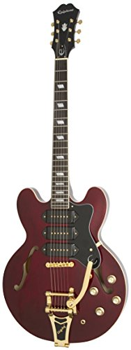 - Epiphone Riviera Custom P93 Semi Hollow Body Electric Guitar
