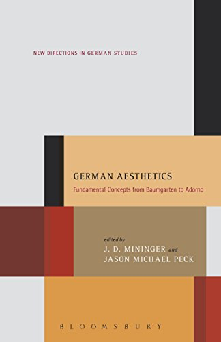 Download PDF German Aesthetics - Fundamental Concepts from Baumgarten to Adorno