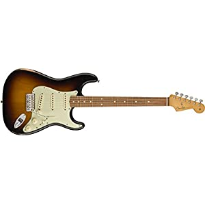 Fender Road Worn '60s Stratocaster PF 3TS · Electric Guitar