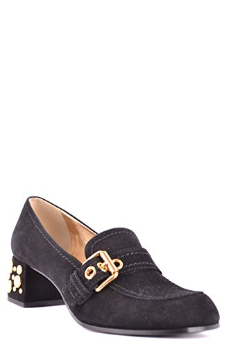 Car Shoe Women's MCBI063030O Black Suede Pumps free shipping for sale KvIlhrxwc