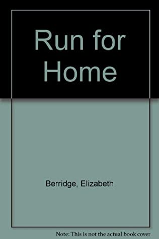 book cover of Run for Home