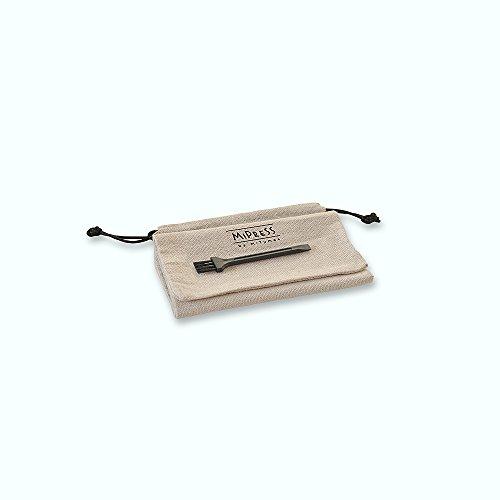 MINI ESPRESSO PUMP for people who love coffee – ESPRESSO MAKER PORTABLE – MANUAL COFFEE MACHINE – filter basket brush - travel bag – e-book