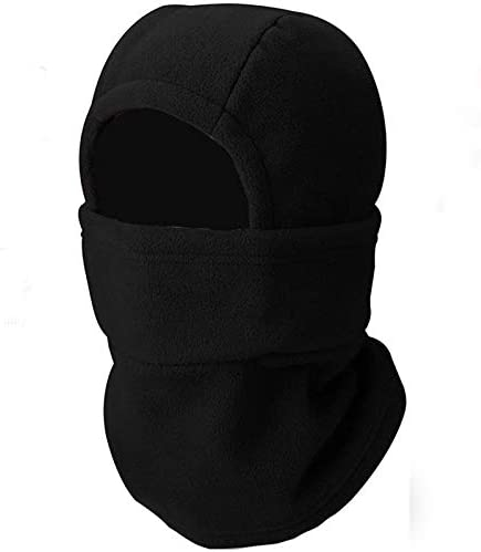 Balaclava Ski Mask Neck Mask for Winter,Warm and Windproof Fleece Sports for Unisex