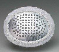 Tech-Med Services, Inc (4476W) Fox Eye Shield Covers WHITE 50/bx