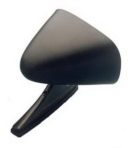 CIPA 19100 Dual Sport Black Car Side Mirrors (Pair)