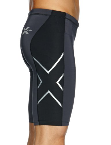 2xu Men S Elite Compression Shorts Cycling
