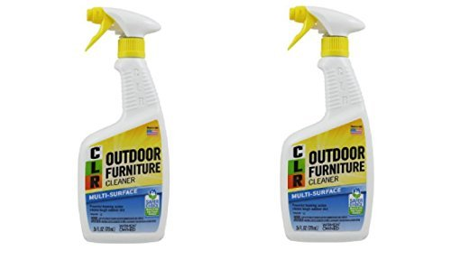 (Outdoor Furniture Cleaner, Protect Outdoor Furniture Investments From Fading And Discoloration 2 Pack of 26 fl oz)