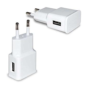 Cargador USB de red plano de 2A para dispositivos con carga ...