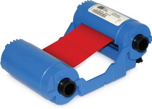 Zebra 800017-202 Red Card Printer Ribbon