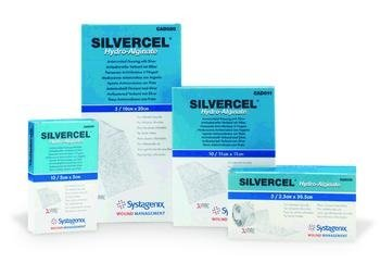 Silvercel Antimicrobial Alginate Dressing Sterile - 2