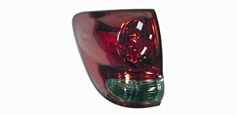 Unknown OE Replacement Jeep Patriot Driver Side Taillight Assembly Partslink Number CH2800181
