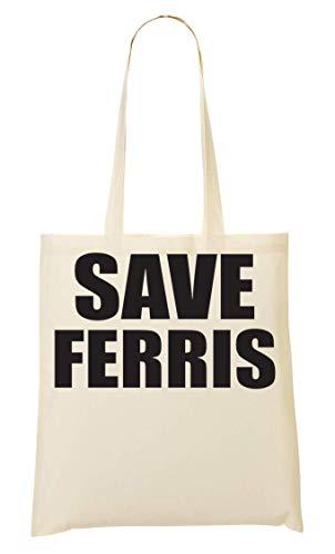 Save Ferris Bolsa Bolso La Compra AMS De Mano De vdPpdqxT