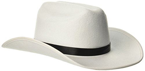 Aeromax Junior Cowboy Hat with Bandanna, White - coolthings.us