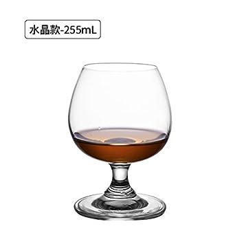 FEJK Bicchiere di Vino Bianco in Vetro di Vetro di Vetro in Vetro Bianco in Cristallo 170ml 4
