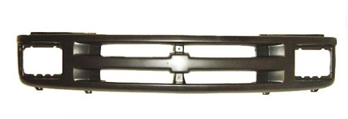 OE Replacement Chevrolet S10 Grille Assembly (Partslink Number GM1200223) ()