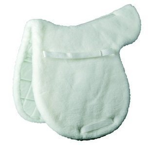 Fleece Heavy Saddle Pads - 5