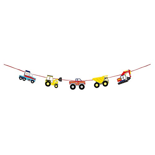 Meri Meri Party Garlands, Big Rig ()