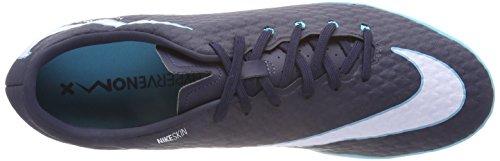 IC III Scarpe Calcio Nike Blu Obsidian Bianco Uomo da Glacier 414 Blu Hypervenomx Gamma Nero Phelon wxqCxYEt