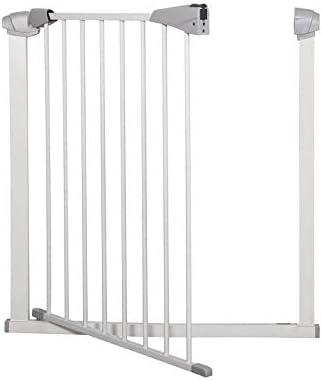 SPRINGOSR barri/ère de s/écurit/é pour b/éb/é Grille de protection pour escalier Stable Grille de protection 76-85 cm