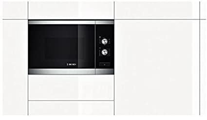 Bosch HMT82G654 Integrado 25L 900W Negro, Acero inoxidable ...