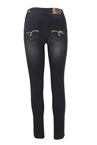 18wwdd46 Jeans Desigual Donna Scuro Gewn Denim 67qAxgq