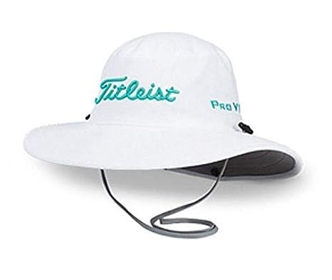 837dad0fa Titleist Golf 2019 Tour Aussie Full Brim Sun Bucket Hat/Cap