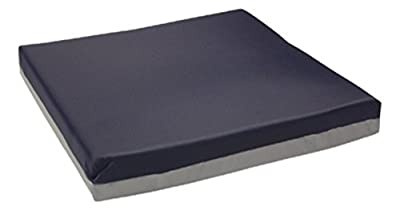 "Graham-Field AQGEL-1100 3"" Gel Cushion with Nylon Top Cover, 17"" x 17"" x 3"""