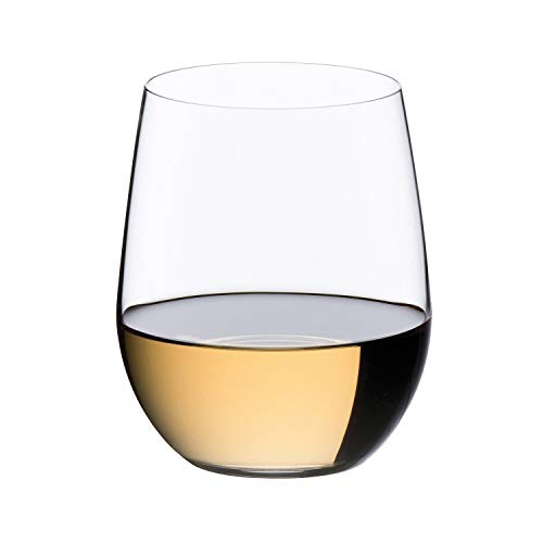 Riedel O Wine Tumbler Chardonnay/Viognier, Set of 2 by Riedel