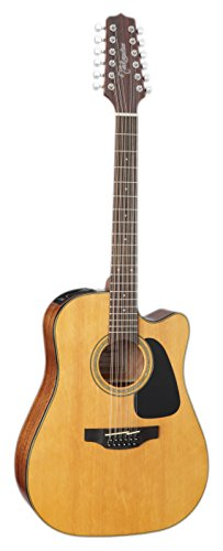Takamine GD30CE-12NAT Dreadnought 12-String Cutaway Acoustic