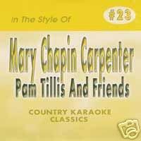 FEMALE HITS #2 Country Karaoke Classics CDG Music CD