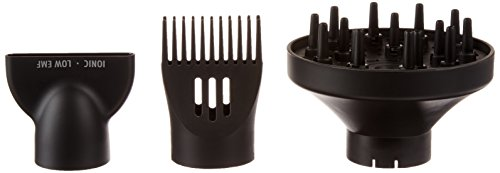 FHI Brands Platform Nano Salon Pro 2000 Powerful Tourmaline Ceramic Hair Dryer by FHI Heat (Image #1)