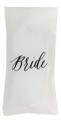Wedding Slippers - Bride, Groom, Maid of Honor, Bridesmaid, Mother of The Bride, Mother of The Groom